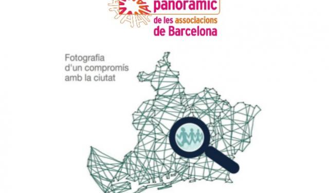Presentació dels resultats del Panoràmic de les Associacions de Barcelona