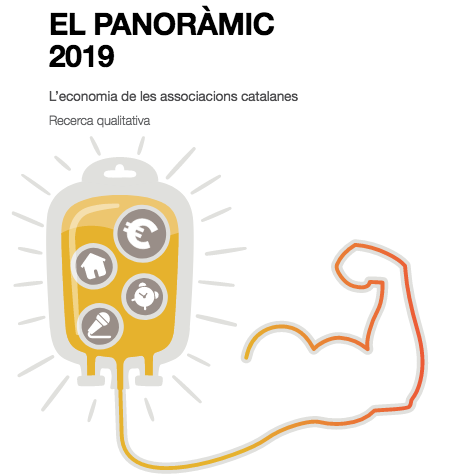 El Panoràmic fa una radiografia acurada de l'economia de les associacions catalanes