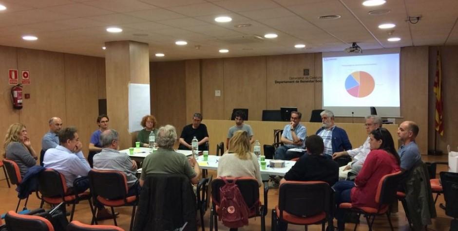 Els grups de discussió permeten una radiografia qualificada de la base social de les entitats